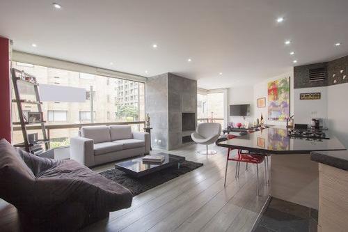 Imagen 1 de 18 de Apartamento En Venta Los Rosales 90-65784