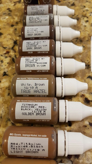 1 Pigmento Biotouch Microblading. Original