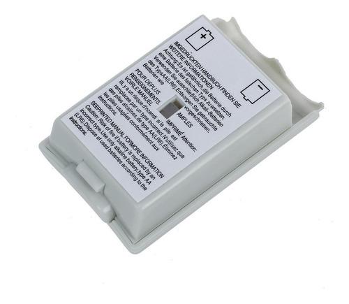 Tapa Trasera Para Pilas Baterías Joystick Control Xbox 360