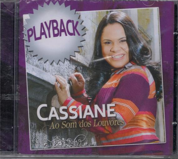 Playback Cassiane - Ao Som Dos Louvores