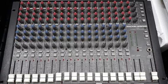 Mixer Mackie 1604 Mesa De Som Analógica + Hardcase