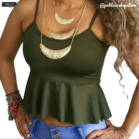 Hermosos Crop Top Princesa!!