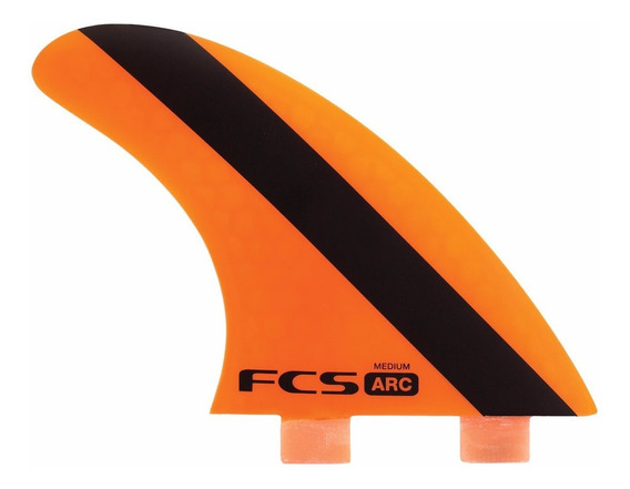 Quillas Surf Fcs Arc Pc Med Tri Fin - Fcs Oficial Dealer