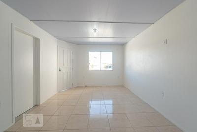 Apartamento No 1º Andar Com 1 Dormitório E 1 Garagem - Id: 892908657 - 208657