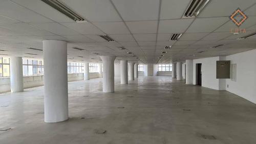Imagem 1 de 30 de Andar Corporativo Para Alugar, 420 M² Por R$ 12.600,00/mês - República - São Paulo/sp - Ac0063