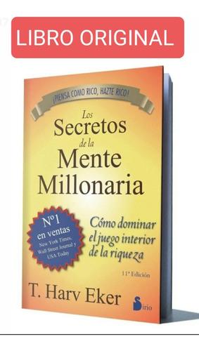 Los Secretos De La Mente Millonaria  ( Nuevo Y Original )