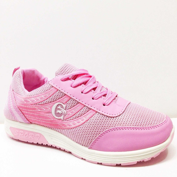 Zapatos Deportivos Sport Fashion G Dama Bingo Hi Zoom Oferta