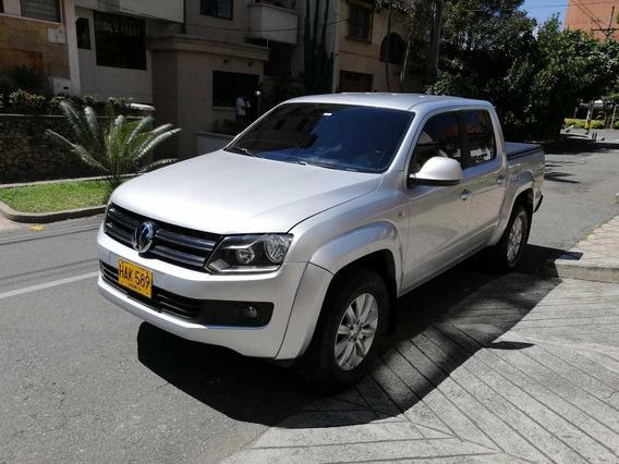 Volkswagen Amarok Andina 2.0 Mt 4x4
