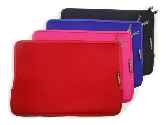 Capa Case Maleta Pasta Notebook 15.6 - 14.1 - 13.3 -12-11-10