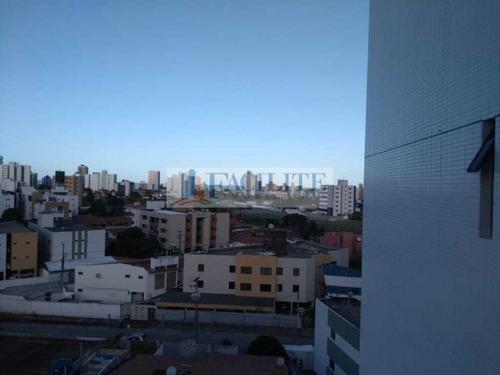 2463 - Apartamento Para Vender, Jardim Oceania, João Pessoa, Pb - 22885