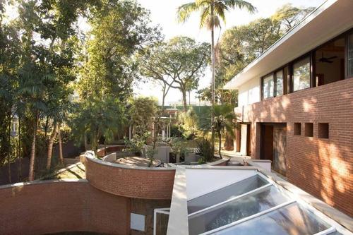 Casa Com 5 Dormitórios À Venda, 1300 M² Por R$ 14.000.000,00 - Chácara Flora - São Paulo/sp - Ca2119