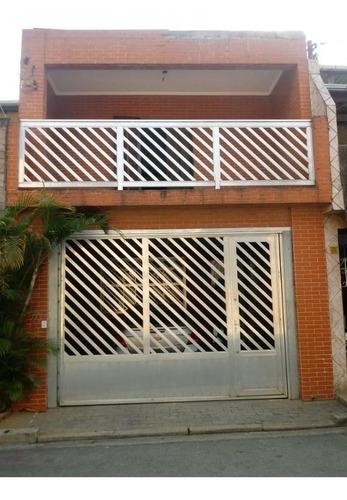 Imagem 1 de 4 de Casa Para Venda Por R$500.000,00 Com 2 Dormitórios, 1 Suite E 2 Vagas - Itaquera, São Paulo / Sp - Bdi31445