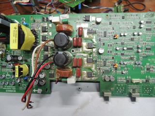 Placa Amplificador Behringer Modelo Nu1000