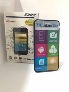 Smartphone Zte L130 3g Telcel Nuevo Liberado