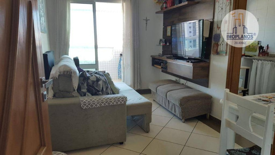 Apartamento À Venda, 53 M² Por R$ 240.000,00 - Canto Do Forte - Praia Grande/sp - Ap10142