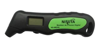Medidor De Presión De Aire Autos - Calibre Preciso Nisuta