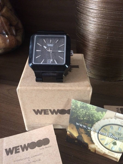 Relógio Madeira Wewood