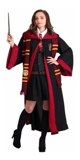 Disfraz Mujer Hermione Traje De Lujo Harry Potter Halloween