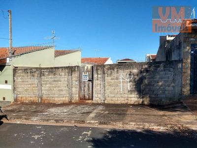 Terreno 250 M² Por R$ 160.000 - Residencial E Comercial Palmares - Ribeirão Preto/sp - Te0378