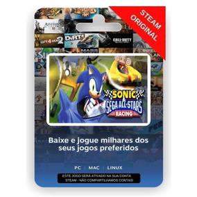 Sonic & Sega All-stars Racing Steam Cd Key