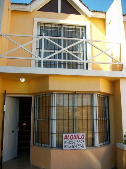 Excelente Duplex En Mar Del Tuyu A 150 Mts De La Playa