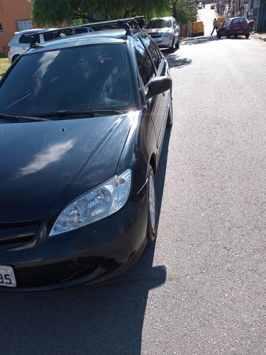 Imagem 1 de 5 de Honda Civic 2006 1.7 Lxl Aut. 4p