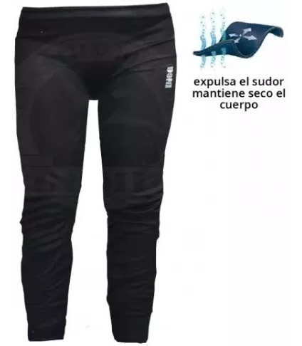 Pantalon Termico Primera Piel Domi Respirable Dry-fit