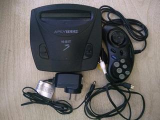 Sega Genesis 3 Ntsc/pal 16-bit Con 1 Joystick
