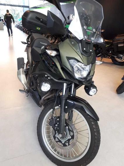 Kawasaki Versys X 300 Tourer 2018 - Unico Dono - Gustavo
