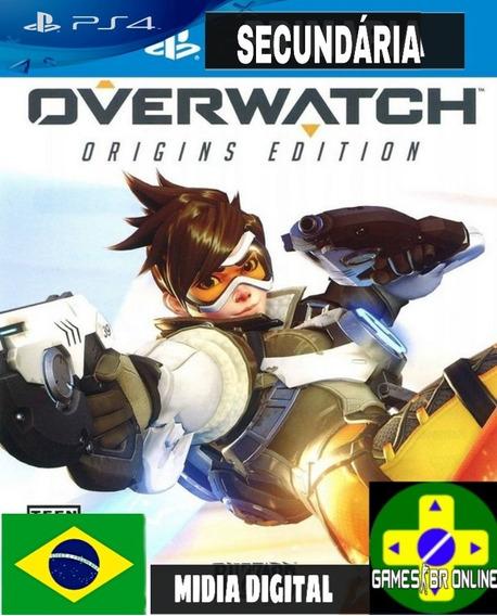 Overwatch - Ps4 Envio Hoje Code 2
