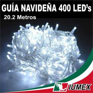 Serie Luces Navideña 400 Led