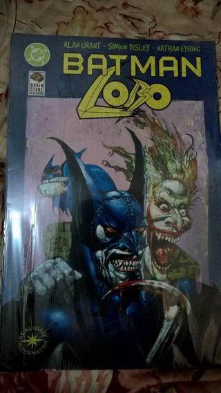 Batman Lobo Simon Bisley Lacrado
