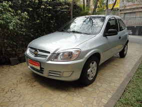 Chevrolet Celta 1.0 Spirit Flex Power 3p Prata Impecavel !!!