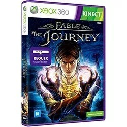 Fable The Journey P/ Kinect Xbox 360 - Midia Fisica Lacrado