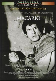 Macario Ignacio Lopez Tarso Pelicula Original Dvd