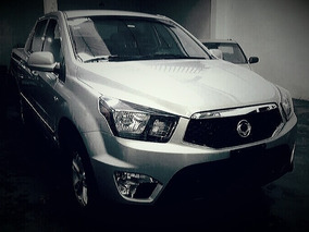 Ssangyong Actyon Actyon 4x4 Extrafull