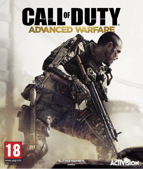 Call Of Duty Advanced Warfare Pc - Dvd (mídia Física)
