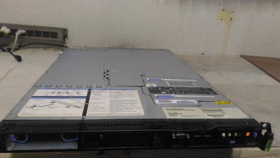 Servidor Ibm X3550 - 08 Gb Memória - Hd 250 Gb
