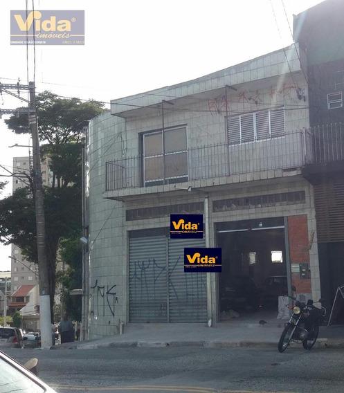 Salão Comercial Para Locação Em Pestana - Osasco - 42084