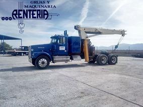 Grua Titan Ro-stinger 15 Tons Camion W.star 1992 Precio Neto