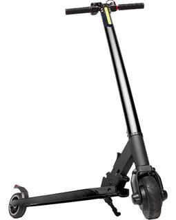 Patin Scooter Eléctrico Plegable Ciudad Bateria Negro 5pl