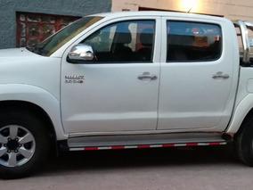 Ocasión Toyota Hilux Intercooler Full 4x4 - Año 2012
