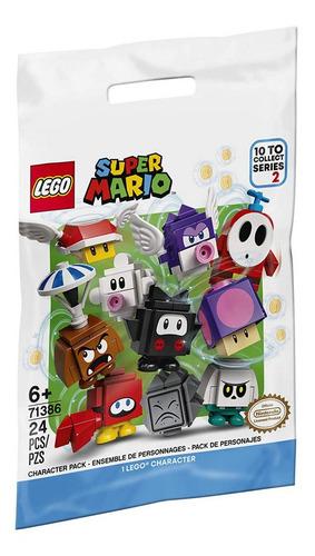Sobre Sorpresa Serie 2 Super Mario Lego 71386