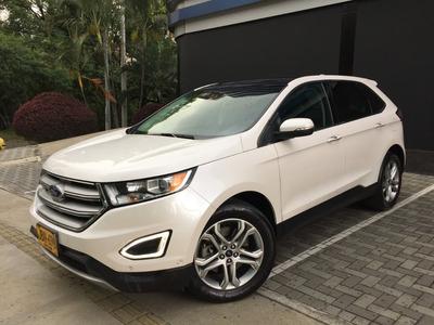 Ford Edge Awd Limited Titanium Unico Dueño