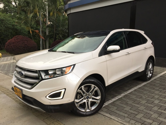 Ford Edge Awd Limited Titanium Unico Dueño