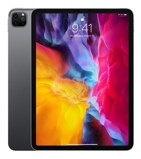 iPad Pro 11 2020 4k 512gb Wifi Usb C Face Id Hdr Space Gray