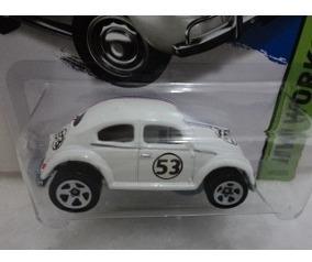 Miniatura Vw Fusca Herbie Hot Wheels 1:64 Novo / Lacrado