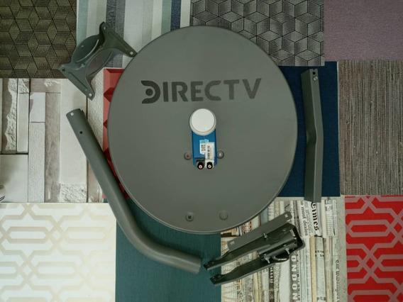 Antenas Completas Directv, Nuevas, Lente Azul, Hd Directv Hd