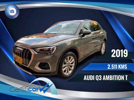 Audi Q3 Ambition Financición Bancaria