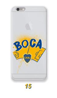 Funda Boca Juniors Cancha Samsung Ace Style